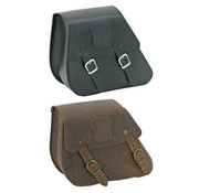 Texas leather bags Swingarm Bags Dyna - Black or Brown
