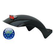 Metapol garde-boue arrière strutless avec taillight