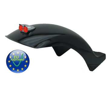 Metapol taillight strutless rear fender