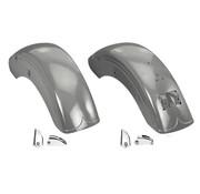 Kotflügel hinten Stahl Zoll kurz Softail 84-99