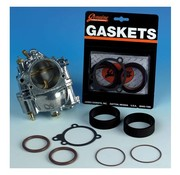 James Carburetor manifold gasket kit 1955-1984 Big Twin with SUPER E/G carburetor