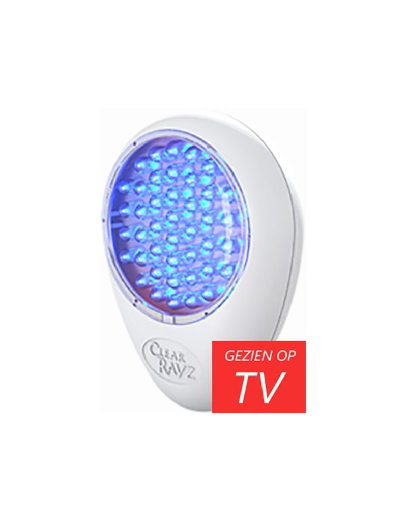 Baby Quasar Clear Rayz Red & Blue Light Therapy for Mild to Moderate Inflammatory Acne