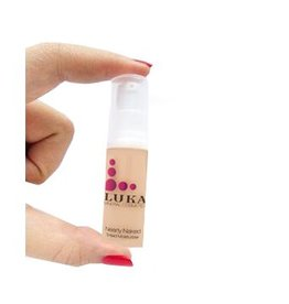 Luka Cosmetics Reisflacon Nearly Naked Tinted Moisturizer by Luka Cosmetics - Biologisch / Organic