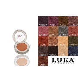 Luka Cosmetics Sultry Eyes Pressed Eye Shadow by Luka Cosmetics