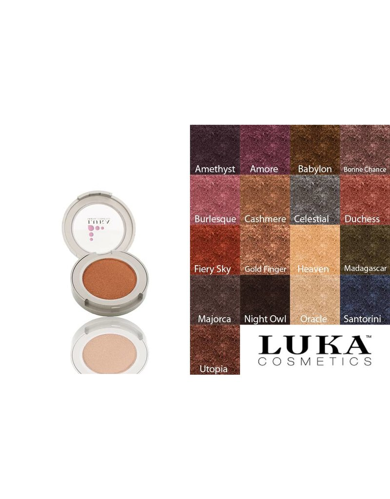 Luka Cosmetics Sultry Eyes Pressed Eye Shadow by Luka Cosmetics *