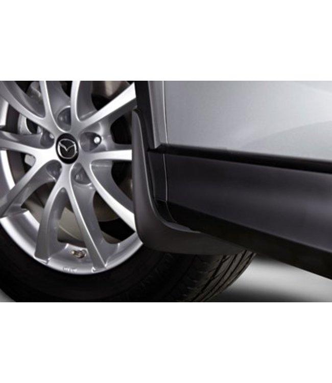 Mazda CX-5 KE bis 2017 Schmutzfängersatz für vorne