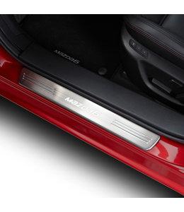 Mazda 6 Einstiegsblendensatz beleuchtet original ab 02.2013