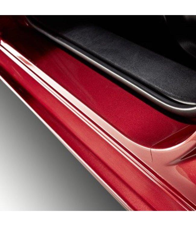 Mazda 3 Einstiegsleistenschutzfolie transparent original ab 05.2013 Typ BN BM BL