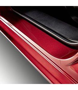 Mazda 6 Einstiegsleistenschutzfolie transparent original ab 08.2012 Typ GJ/GH