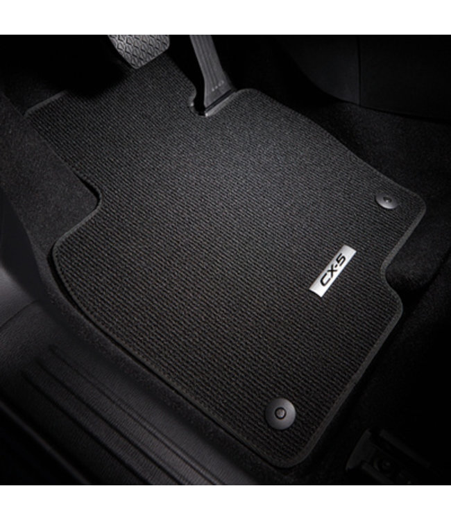 Mazda CX-5 KF ab 2017 Fußmattensatz Robust original