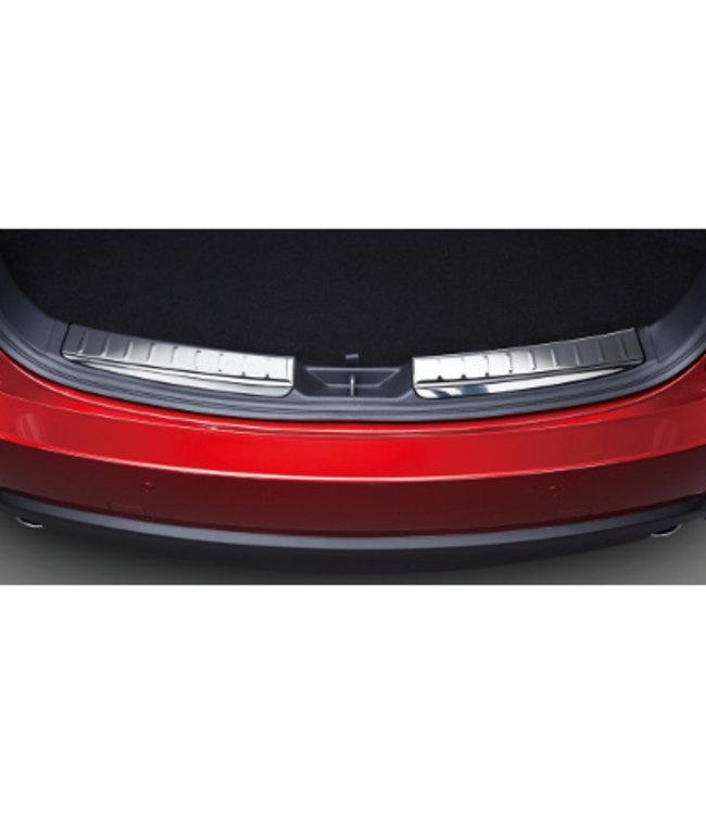 Mazda CX-5 KF ab 2017 Ladekantenschutz Edelstahl Kofferraum original