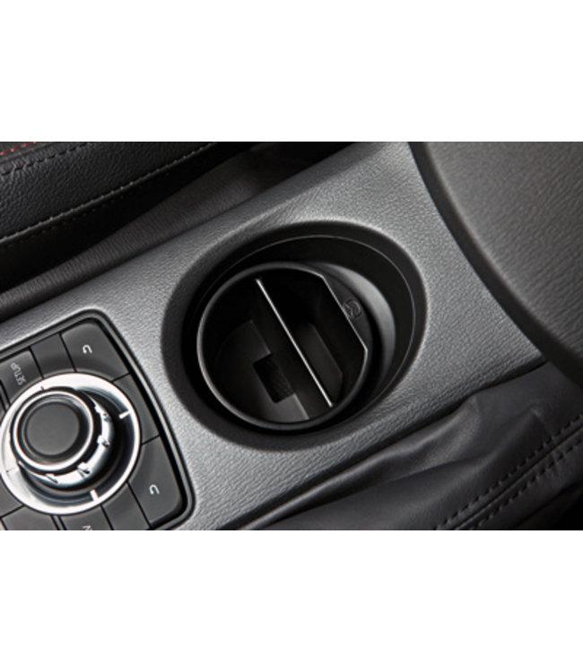 Mazda CX-5 KF ab 2017 Multifunktionaler Getränkehalter-Einsatz