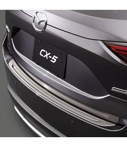 Mazda CX-5 KF ab 2017 Trittschutzleiste Edelstahl original