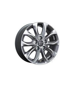 Mazda 3 Alufelge Design 62 silber 6,5J x 16 original BN BM ab 10/2013