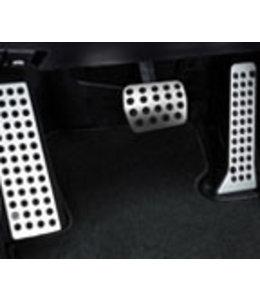 Mazda CX-5 KE Automatik Alu Pedalsatz + Fußstütze 3-teilig Alu original nur für Automatikgetriebe