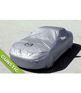 MX-5 NC Karosserieschutzhülle für draußen mit Mazda Logo