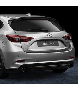Mazda 3 Heckschürze original ab 2016 Typ BN