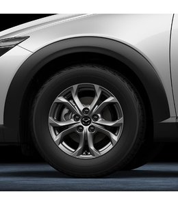 Mazda CX-3 Alufelge Design 156 silber 6,5J x 16 original