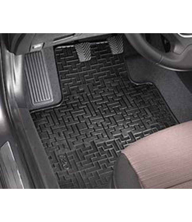 Hyundai i20 Gummi Fussmatten original ab 11.2014
