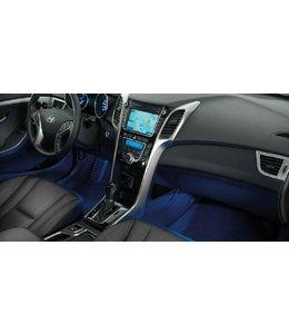 Hyundai i20 Fußraumbeleuchtung LED original ab 11.2014 GB