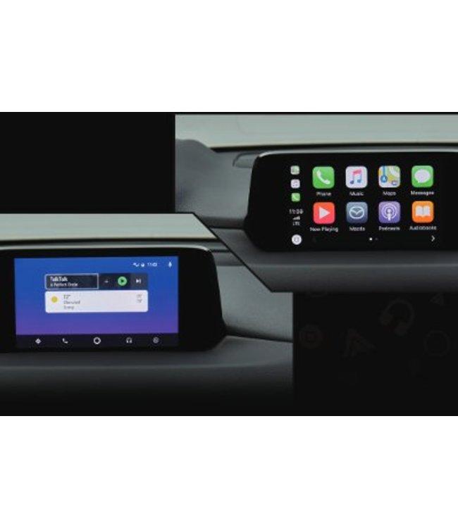 Mazda Apple CarPlay & Android Auto™