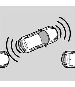 Mazda 3 Einparkhilfe für hinten original ab 04.2013