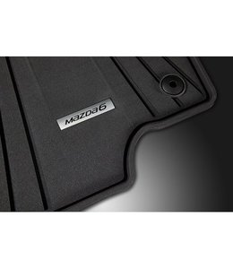 Mazda 6 Gummi-Passformmattensatz ab 05.2018 GL
