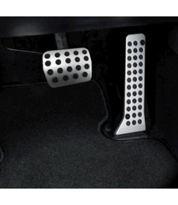 Mazda 3 BN ab 10.2016 Alu Brems- + Gaspedal original nur für Automatikgetriebe