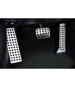 Mazda 3 BN ab 10.2016 Alu Pedalsatz 3-teilig original nur für Automatikgetriebe