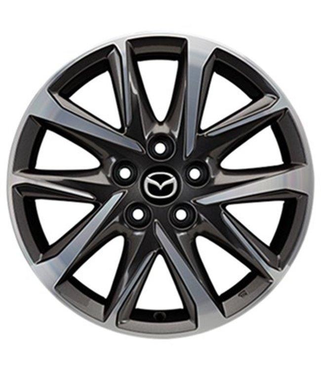 Mazda CX-5 KF 17 Zoll Alufelgen Design 67A Diamantschliff original