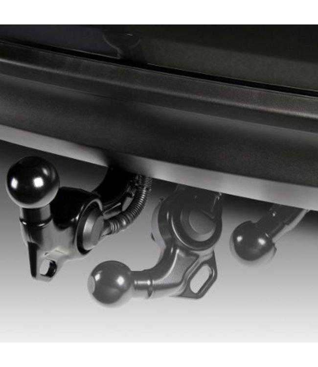 Mazda CX-5 KF ab 2017 AHK  schwenkbar inkl. E-Satz 13-polig Anhängezugvorrichtung original