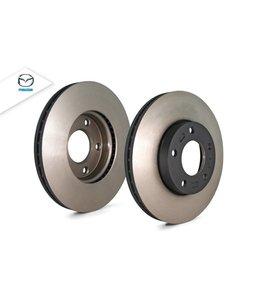 6 GH Original Bremsscheiben vorne Mazda 6 GH bis 2012