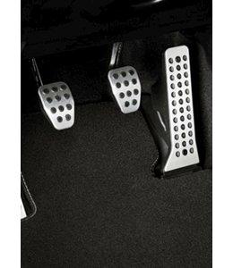 Mazda 2 DJ ab 2015 Alu Pedalsatz 3-teilig original nur für Schaltgetriebe