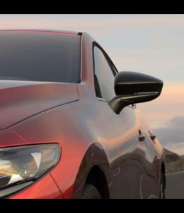 Mazda 3 BP  Außenspiegelverkleidung schwarz ab 11.2018