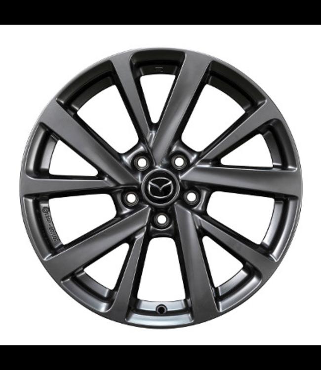 Mazda 3 BP Alufelge 7J x 18 Chrome Shadow ab 11.2018