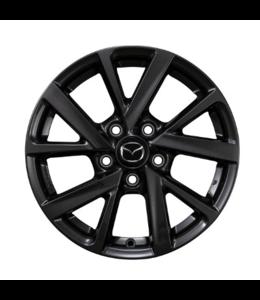 Mazda 3 BP Satz Winterkompletträder mit Alufelge 6,5J x 16 Design 71A  Anthrazit oder Design 71 Silber ab 11.2018