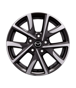 Mazda CX3 ab 05/2018 Alufelge 6,5J x 16 Diamantschliff Design 70A