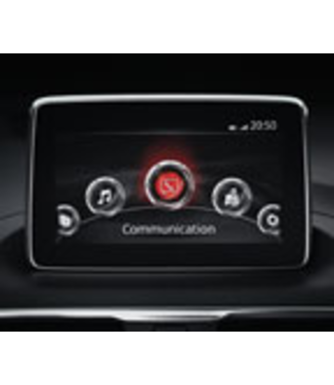 Mazda 3 BM 2013-2016 DAB+ Modul Nachrüstung für MZD Connect  Digitalradio Empfang