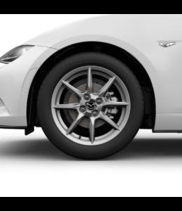 Mazda MX-5 ND Leichtmetallfelge 6,5J x 16 Design 158 silber Alufelge
