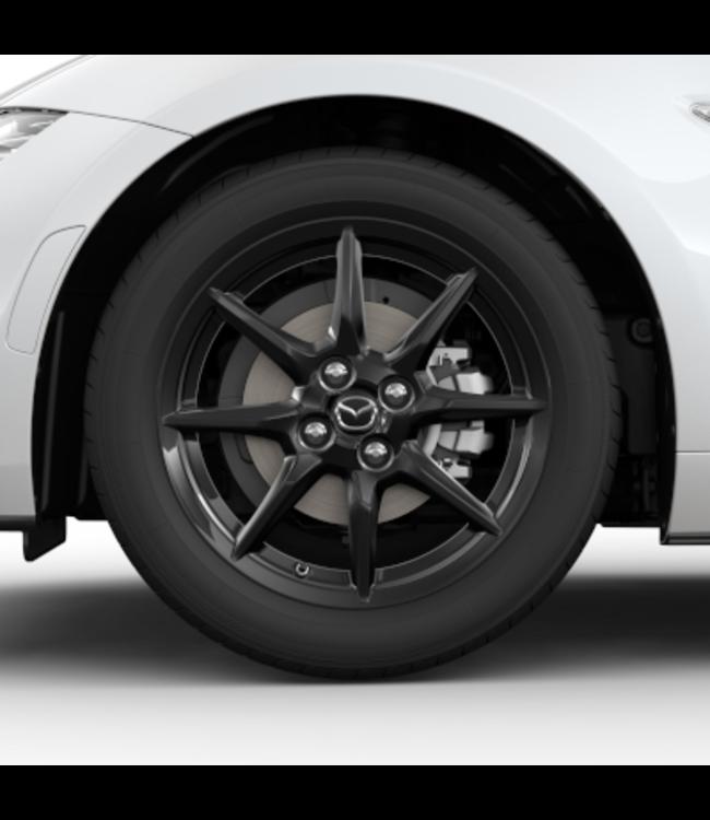 Mazda MX-5 ND Leichtmetallfelge 6,5J x 16 Design 158B schwarz Alufelge