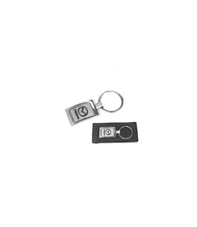 Schlüsselanhänger Mazda Typen Schriftzug
