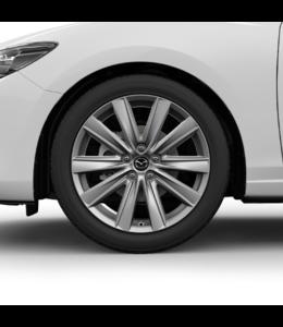 Mazda 6 GL ab 05/2018 Leichtmetallfelge 7,5J x 19 Design 165 silber Alufelge