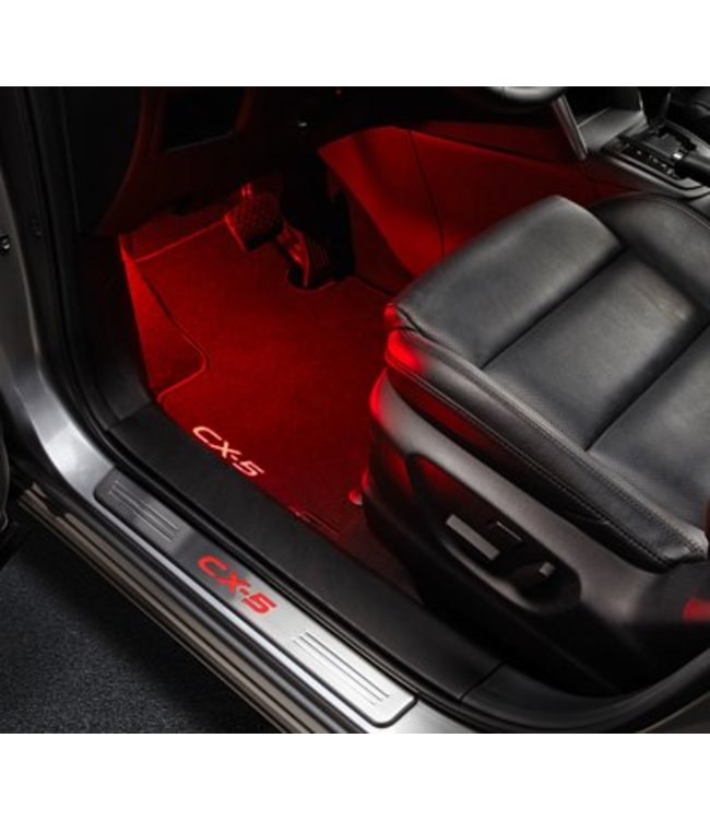 Mazda CX-5 KE bis 2017Upgrade Begrüßungsbeleuchtung original