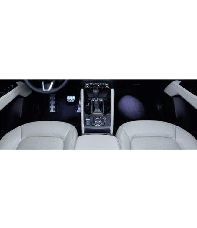 CX-5 Typ KF Ambientebeleuchtung LED (Kaltweiß)