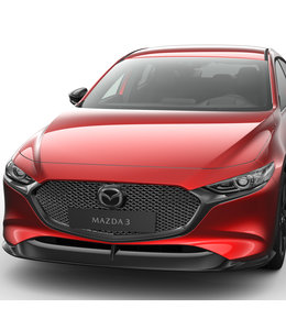 Mazda 3 BP 5-türer Frontschürze + Dachheckspoiler