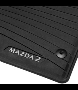 Mazda 2 DJ ab 01.2020 Allwetter-Mattensatz