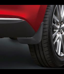 Mazda 2 DJ ab 01.2020 Schmutzfängersatz hinten