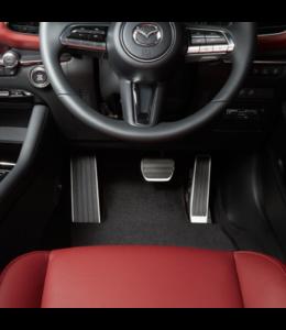 Mazda 3 BP Alu Pedalsatz (Automatikgetriebe)