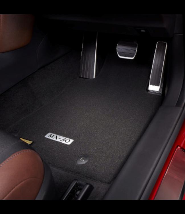 """Mazda MX-30 Typ DR Textilfußmattensatz """"Luxury"""""""