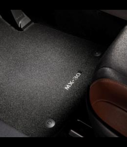 """Mazda MX-30 Typ DR Textilfußmattensatz """"Standart"""""""